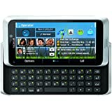 Nokia E7-00 Silver made in Finland Unlocked GSM Phone, QWERTY Keyboard, Easy E-mail Setup, GPS Navigation, 8 MP Camera