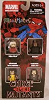 Marvel Minimates 4-Pack Curse of the Mutants Box Set