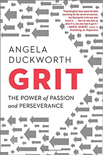 Grit business books mba students