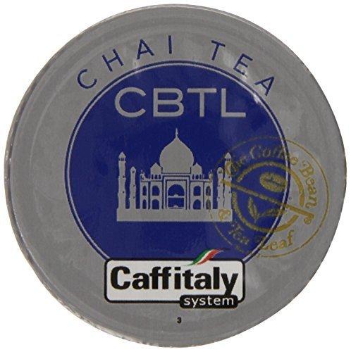 Cbtl Chai Tea Capsules By The Coffee Bean & Tea Leaf, 10-Count Box By The Coffee Bean & Tea Leaf