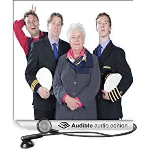 Cabin Pressure, The Complete Series 1 (Unabridged)