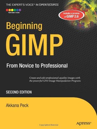 Beginning GIMP 1430210702 pdf
