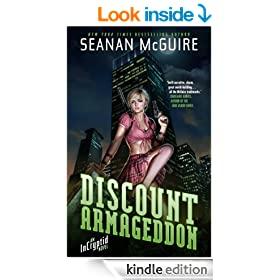 Discount Armageddon: An Incryptid Novel (Incryptid 1)