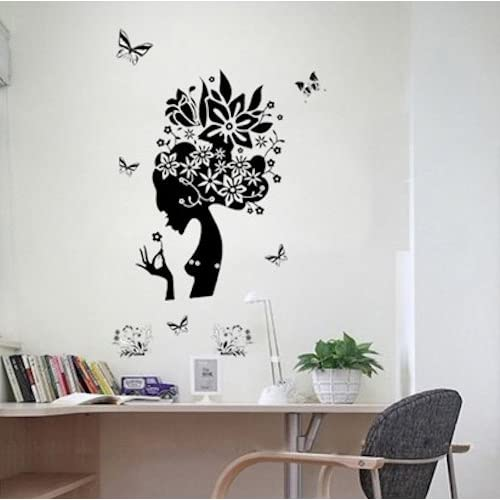 Fairy removable Vinyl Mural Art Wall Sticker Decal