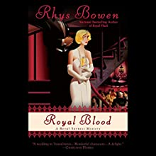Royal Blood: A Royal Spyness Mystery Audiobook by Rhys Bowen Narrated by Katherine Kellgren