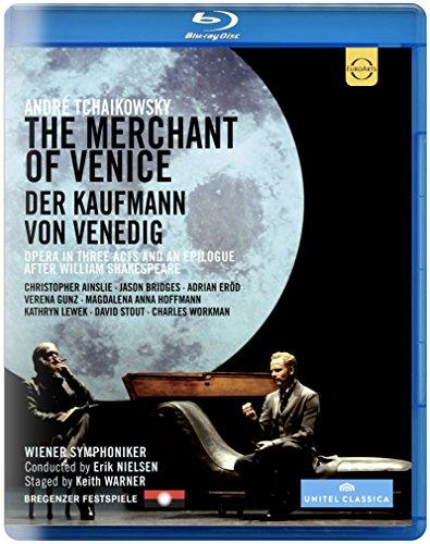The Merchant of Venice / Der Kaufmann von Venedig (Bregenz Festival, 2013) [Blu-ray]