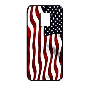 Vibhar printed case back cover for Samsung Galaxy S5 FloFlag