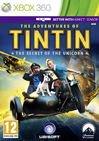 Ubisoft The Adventures of Tintin: The Game - Xbox360