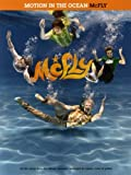 McFly: Motion In The Ocean. Sheet Music for Piano, Vocal & Guitar(with Chord Boxes)
