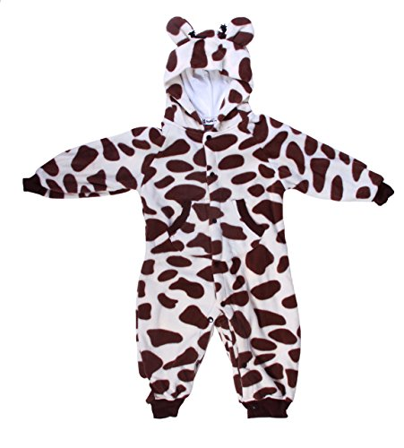 Baby Infant Toddler Leopard Animal Halloween Costume