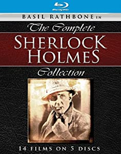 The Complete Sherlock Holmes Collection (Blu-Ray)