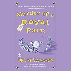 Murder of a Royal Pain Audiobook