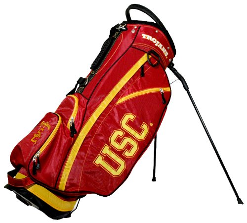 NCAA USC Trojans Fairway Stand Golf Bag at Amazon.com