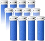 Replacement Refill Rollers for Emjoi Micro-pedi (Extra Coarse) - Pack of 12
