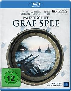 Panzerschiff Graf Spee [Blu-ray]