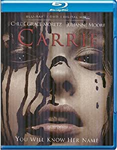 Carrie (Blu-ray + DVD + Digital HD with UltraViolet)