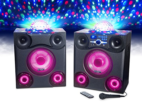 Ion Audio Mega Party Express Speaker (Certified Refurbished)