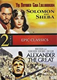 Alexander the Great / Solomon and Sheba