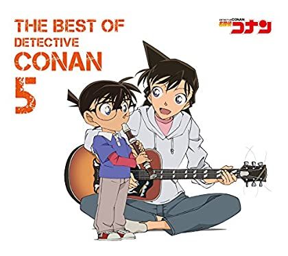 ̾õ�女�ʥ� �ơ��޶ʽ�5~THE BEST OF DETECTIVE CONAN5~ �ڽ������ס�