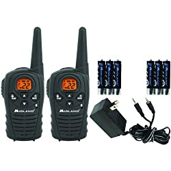 Midland XT27VP 27-Mile 22-Channel FRS/GMRS Two-Way Radio