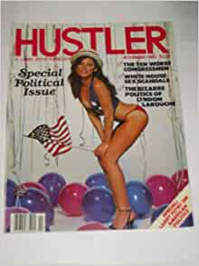 Message, Hustler november 1980 share your