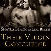 Their Virgin Concubine: Masters of Menage Series, Book 3 | [Shayla Black, Lexi Blake]