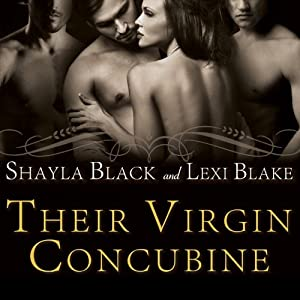 Their Virgin Concubine Audiobook