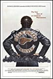Hells Angels Forever 1982 ORIGINAL MOVIE POSTER Documentary Music - Dimensions: 27
