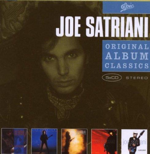 Original Album Classics - Joe Satriani x 5 CD Set (2008-07-29)
