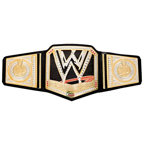 WWE Championship Champion Adult & Kids Costume Belt