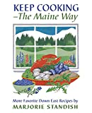 img - for Keep Cooking - The Maine Way book / textbook / text book