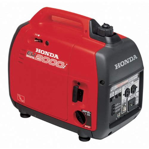 Honda EU2000 Portable Inverter Generator Model EU2000T1A1 (Honda Portable Generator Eu2000i compare prices)