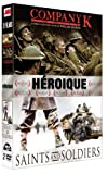 echange, troc Coffret Héroïque : Saints and Soldiers & Company K