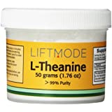 L-Theanine - 50 Grams (1.76 Oz) - 99+% Pure - FBA - Dietary Supplement - HPLC tested