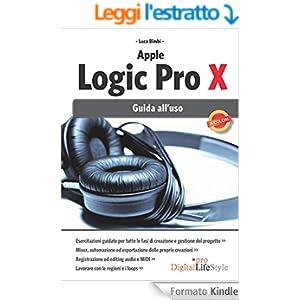 Apple Logic Pro X: Guida all'uso