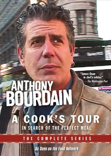 Cover art for  Anthony Bourdain - A Cook&#039;s Tour