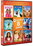 ABC Family (Revenge of the Bridesmaids / My Fake Fiance / Au Pair 3 / The Cutting Edge: Fire and Ice / Holiday in Handcuffs / My Future Boyfriend / SnowGlobe / Princess) (Eight-Pack) by ABC Family - Gaiam
