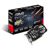 Asus R7260X-DC2OC-1GD5 Graphics Card (1GB, 128 Bit, DDR5, DVI-I, DVI-D, HDMI, DP PCI-E)