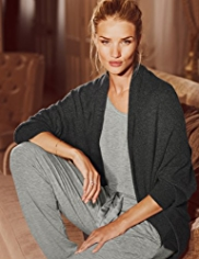 Rosie for Autograph Cashmere Blend Cocoon Wrap