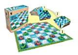 Wwf Games and Puzzles 983 Turtle Checkers