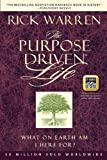 img - for The Purpose Driven Life : What on Earth am I Here for? book / textbook / text book