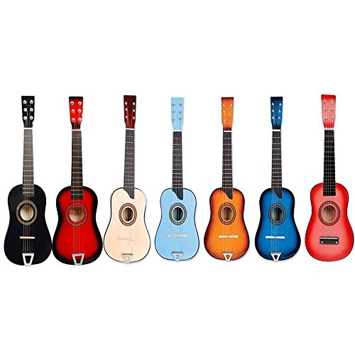 Kids-Guitar-Kids-Educational-Toy-Assorted-Colors-National-Standard-Products