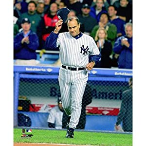 Joe Torre Autographed Photograph - Cap Tip Vertical 8x10 Auth) - Steiner Sports Certified - Autographed MLB Photos