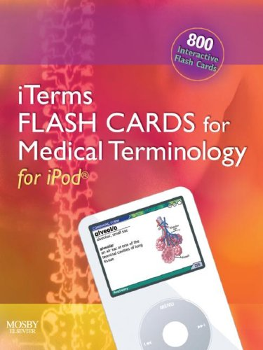 iTerms Flash Cards for Medical Terminology for iPod® - Retail Pack