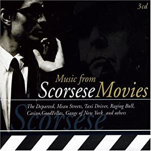 Music from Scorsese Movies