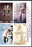 The Seven Year Itch/How To Marry A Millionaire/There's No Business Like Show Business/Gentlemen Prefer Blondes (Bilingual)