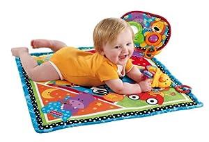 Fisher Price V3711 - Mantita Actividades Divertidas (Mattel) por Mattel en BebeHogar.com