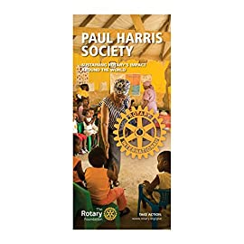 Paul Harris Society Brochure