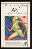 Ake': The Years of Childhood (The Vintage Library of Contemporary World Literature) (0394722191) by Soyinka, Wole