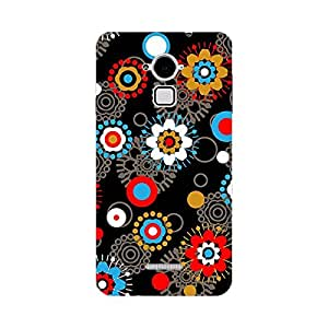 GIFTROOM PRINTED BACK COVER FOR COOLPAD NOTE 3;GFCOOLPADNOTE605